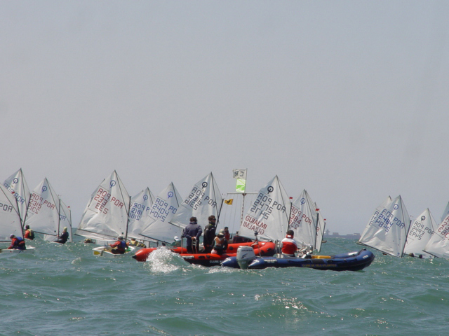 Sailing Competition